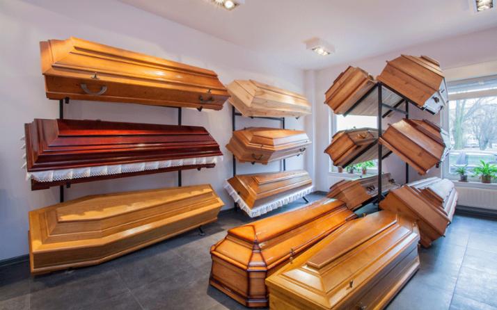 Vente de cercueils à Combs-la-Ville